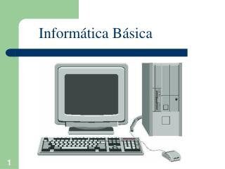 Inform tica B sica