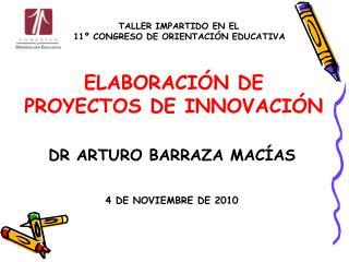 DR ARTURO BARRAZA MAC AS   4 DE NOVIEMBRE DE 2010