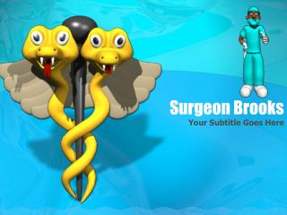 Surgeon Brooks