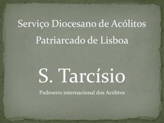 Servi o Diocesano de Ac litos
