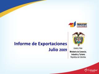 Exportaciones por Macrosector: Agroindustria enero-mayo