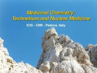 Medicinal Chemistry: