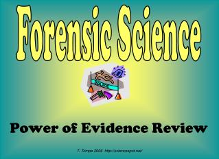Power of Evidence Review
