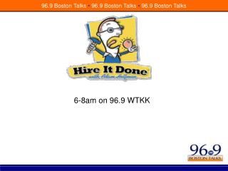 96.9 Boston Talks