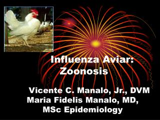 Influenza Aviar: Zoonosis