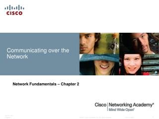 Communicating over the Network