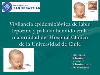 Vigilancia epidemiol gica de labio leporino y paladar hendido en la maternidad del Hospital Cl nico de la Universidad de