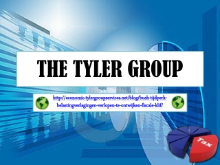 The Tyler Group: Bush-tijdperk belastingverlagingen verlopen