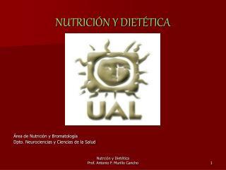 NUTRICI N Y DIET TICA