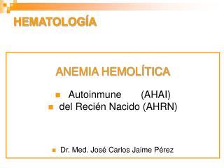HEMATOLOG A