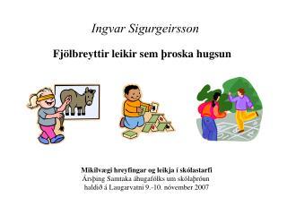Ingvar Sigurgeirsson