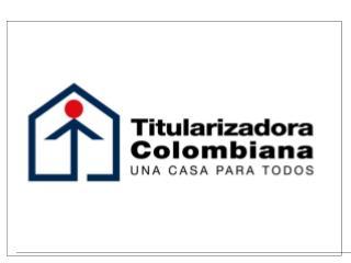 FIABCI TITULARIZACI N Y FONDOS INMOBILIARIOS EN COLOMBIA     ALBERTO GUTIERREZ Cartagena, Septiembre de 2005