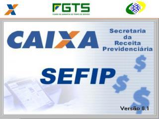 Principais altera  es no aplicativo SEFIP: folha de pagamento e entrada de dados. Compet ncia 13; GRF e novos formul rio