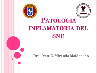 Patología inflamatoria de SNC