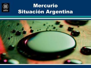 Mercurio Situaci n Argentina