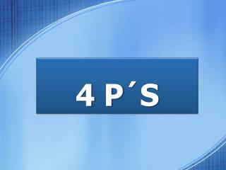 4 P S