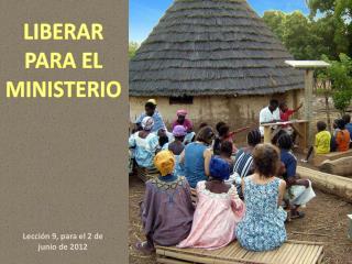 Lecci n 9, para el 2 de junio de 2012
