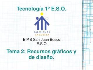 Tecnolog a 1  E.S.O.