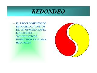 REDONDEO