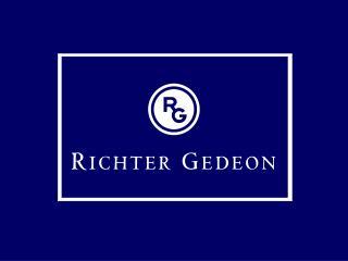 Egy gy gyszerc g t rsadalmi szerepv llal ssal  kapcsolatos dilemm i napjainkban   Beke Zsuzsa PR igazgat  Richter Gedeon