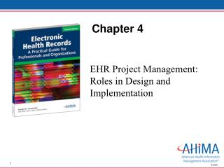 EHR Project Management: Roles in Design and Implementation