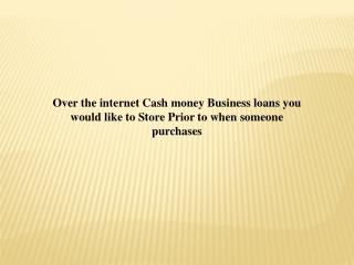 best rated cash loans online