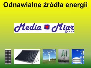 Odnawialne zr dla energii