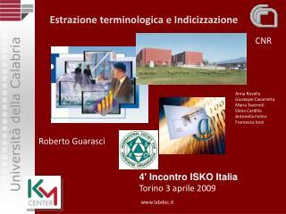 Universit  della Calabria