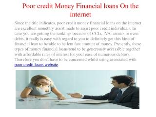 short term bad credit loans