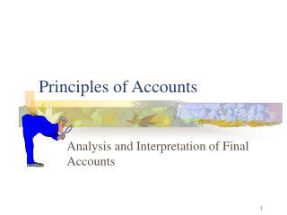 Principles of Accounts