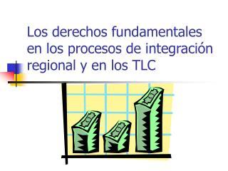 Los derechos fundamentales en los procesos de integraci n regional y en los TLC