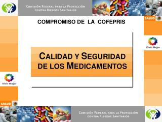 COMPROMISO DE  LA  COFEPRIS