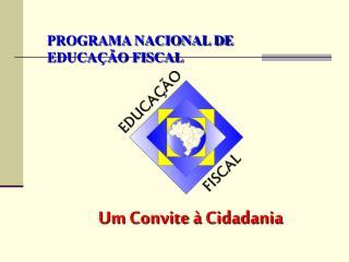 PROGRAMA NACIONAL DE EDUCA  O FISCAL