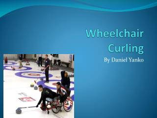 Wheelchair Curling