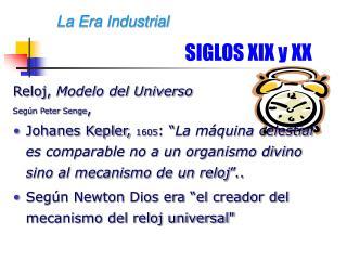 SIGLOS XIX y XX