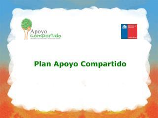 Plan Apoyo Compartido
