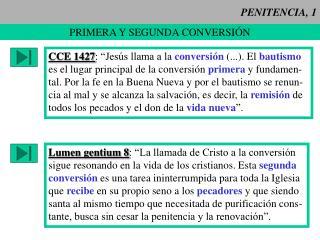 PENITENCIA, 1