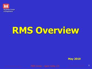 RMS Overview