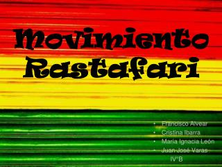 Movimiento Rastafari