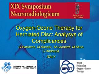 Oxygen-Ozone Therapy for Herniated Disc: Analysys of Complicances
