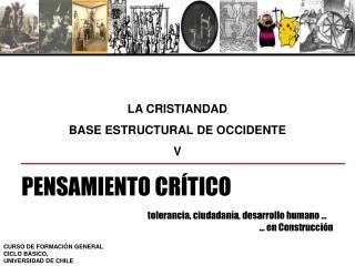 CURSO DE FORMACI N GENERAL CICLO B SICO, UNIVERSIDAD DE CHILE