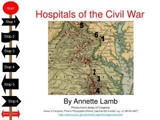 Hospitals of the Civil War