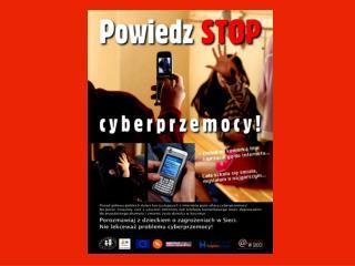 Stop cyberprzemocy  Informacje dla rodzic w
