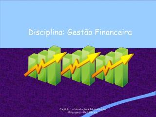 Disciplina: Gest o Financeira