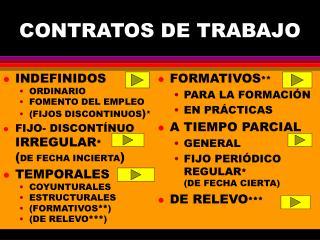 CONTRATOS DE TRABAJO