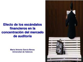 Mar a Antonia Garc a Benau Universitat de Val ncia