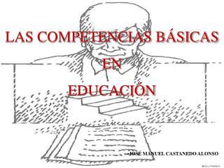 LAS COMPETENCIAS B SICAS  EN  EDUCACI N