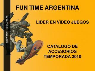 FUN TIME ARGENTINA
