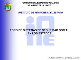 INSTITUTO DE PENSIONES DEL ESTADO