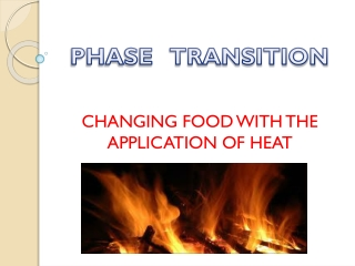 Phase and Phase diagrams